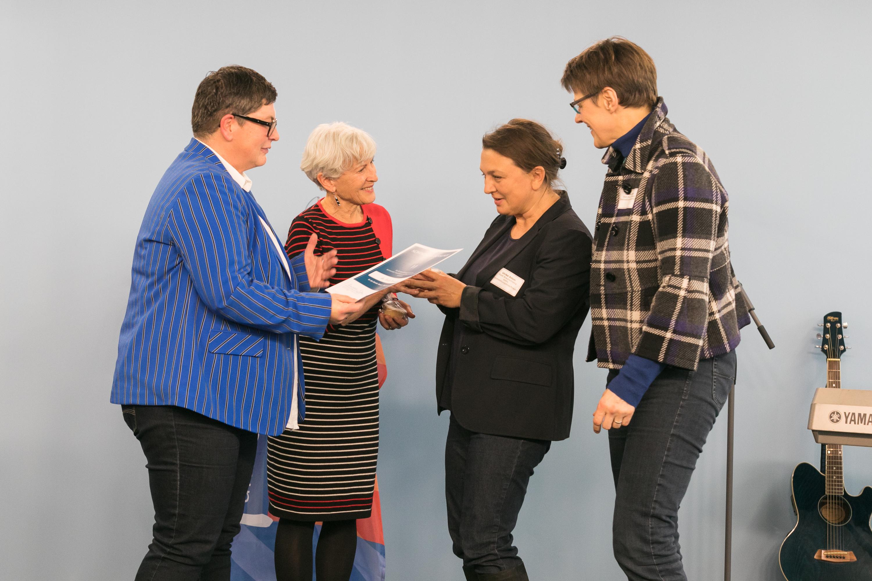 010 Gender Award 2019 Nominierte Kommune Braunschweig