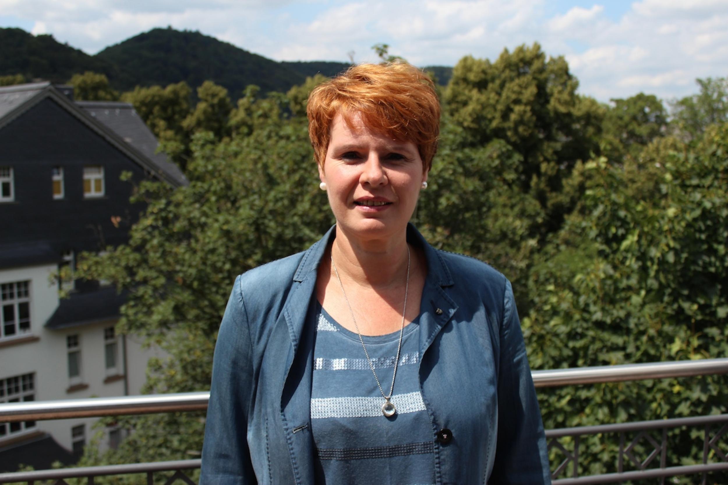 Dr. Christine Amend-Wegmann, Frauenbeauftragte der Stadt Marburg