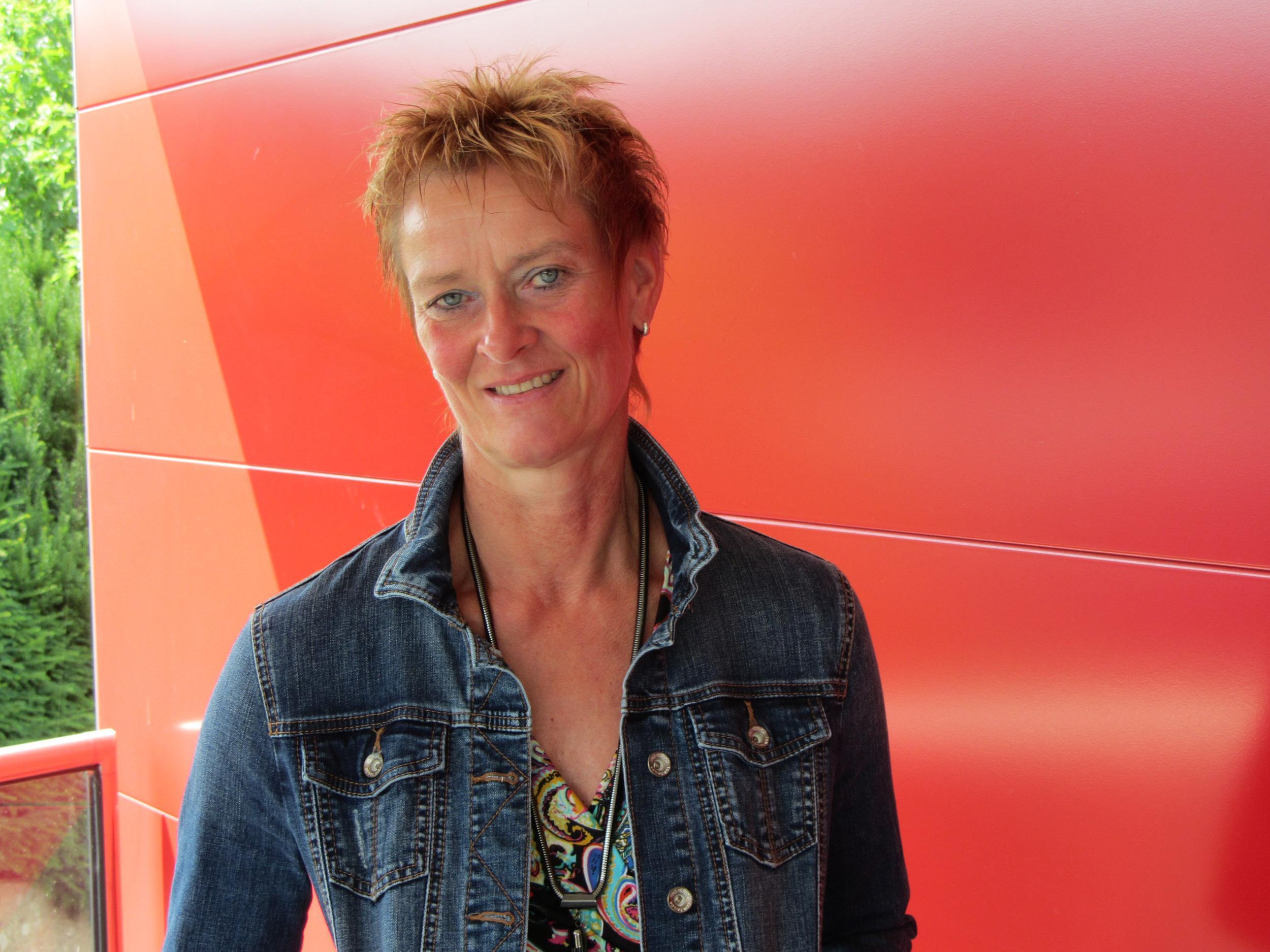 Martina Bierkämper, Gleichstellungsbeauftragte der Stadt Bergkamen