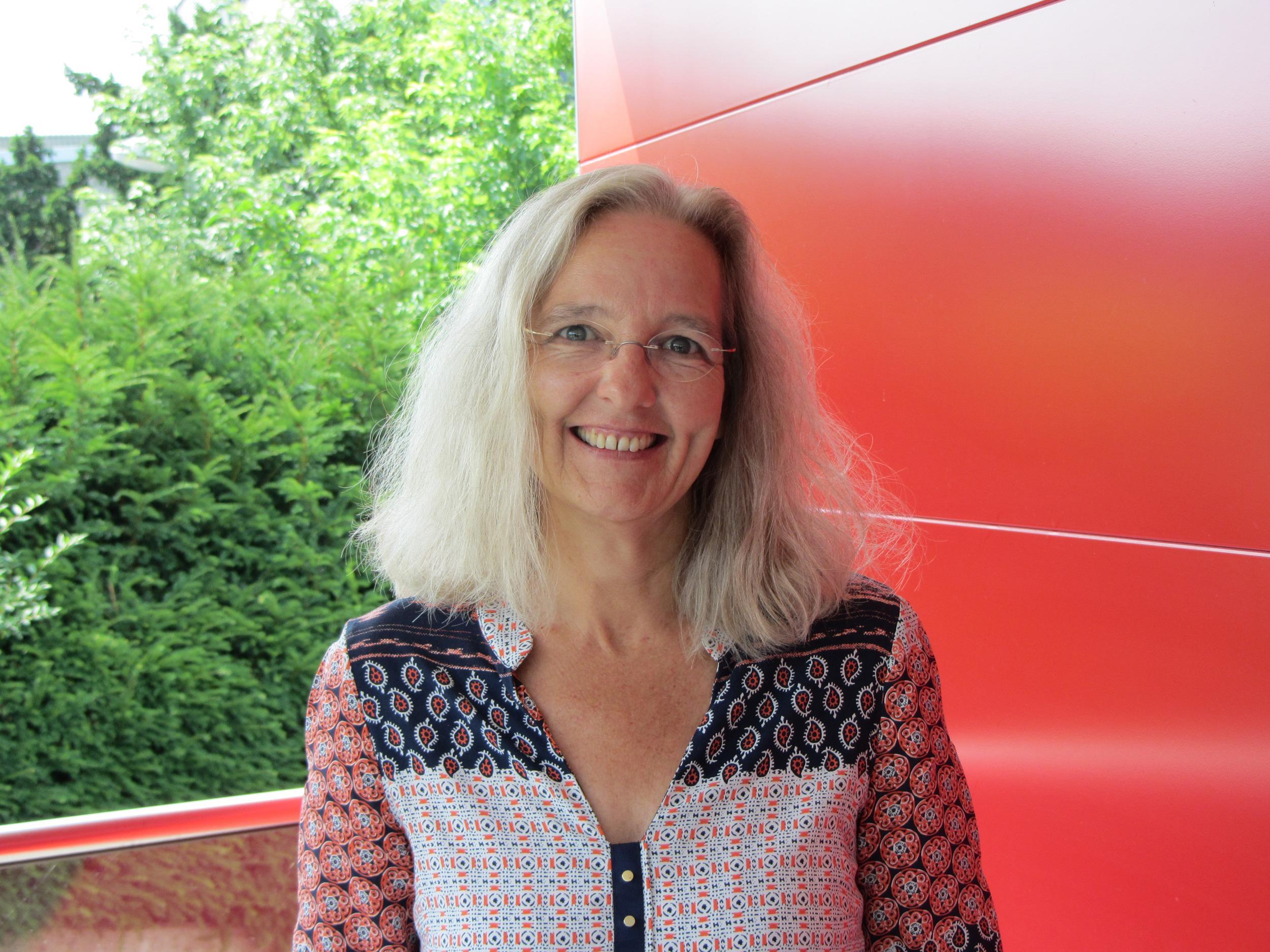 Martina Eden-Hetberg, Gleichstellungsbeauftragte der Stadt Werne