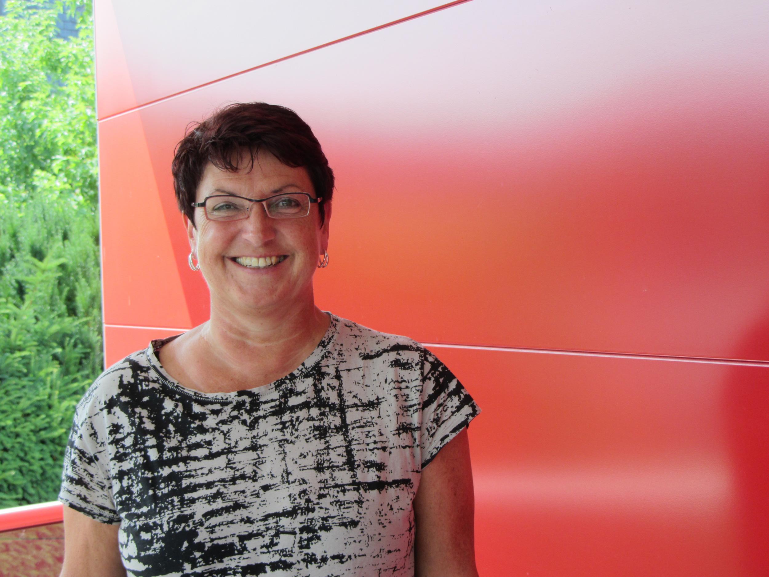 Martina Grothaus, Gleichstellungsbeauftragte der Stadt Kamen