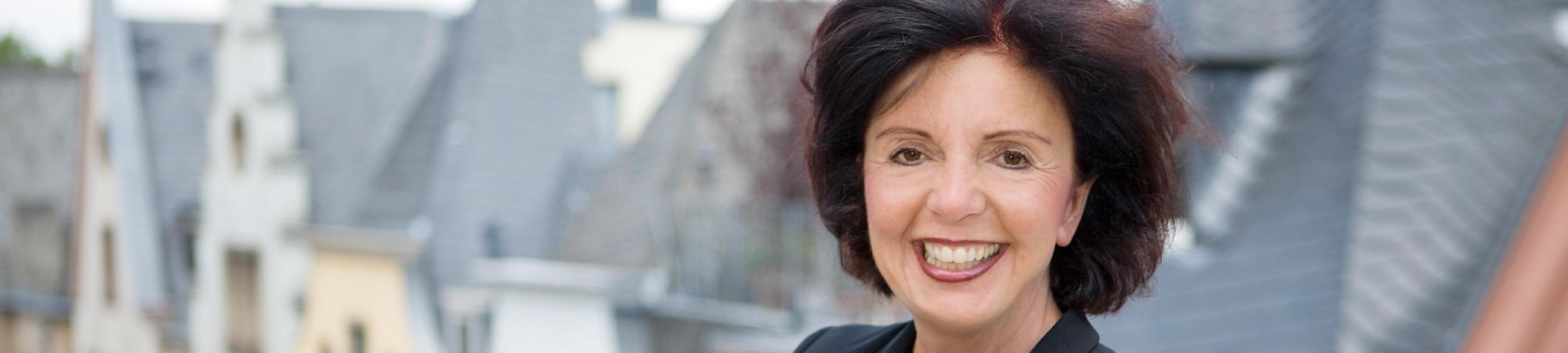 Christine Kronenberg, Gleichstellungsbeauftragte der Stadt Köln