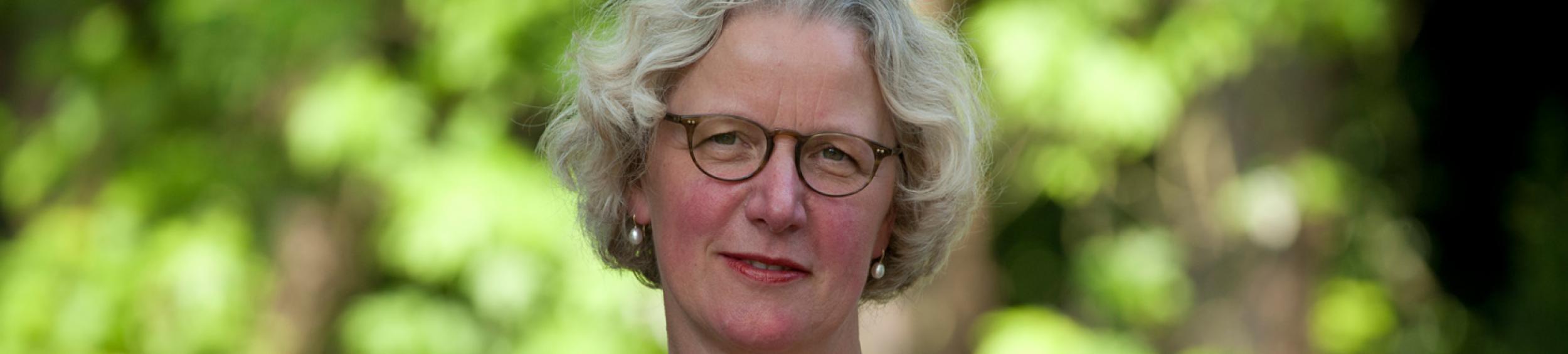 Christiane Betting, Gleichstellungsbeauftragte der Stadt Gescher