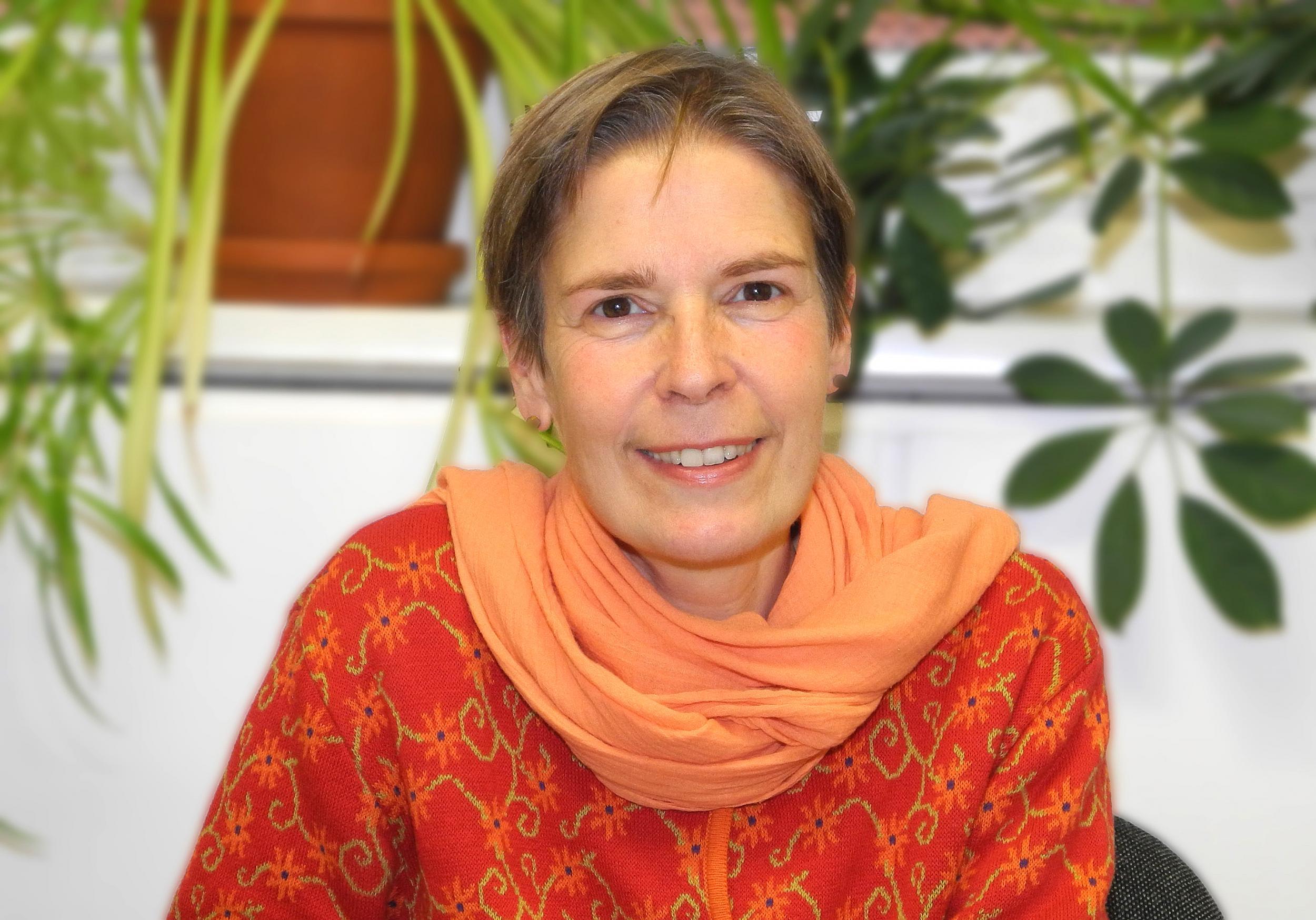 Maybrit Hugo, Gleichstellungsbeauftragte der Stadt Braunschweig