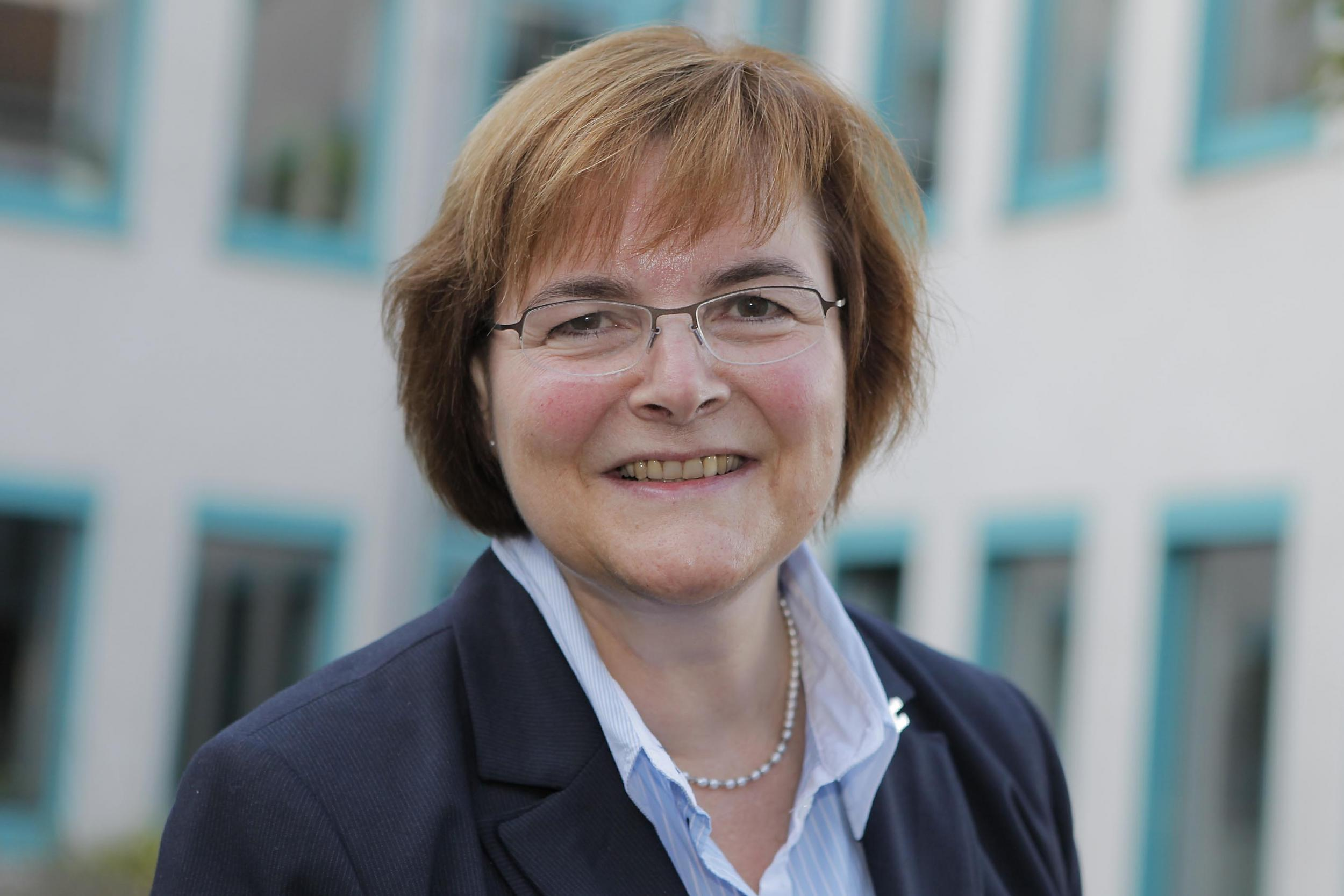 Ulrike Kreuels, Gleichstellungsbeauftragte des Rhein-Kreis Neuss