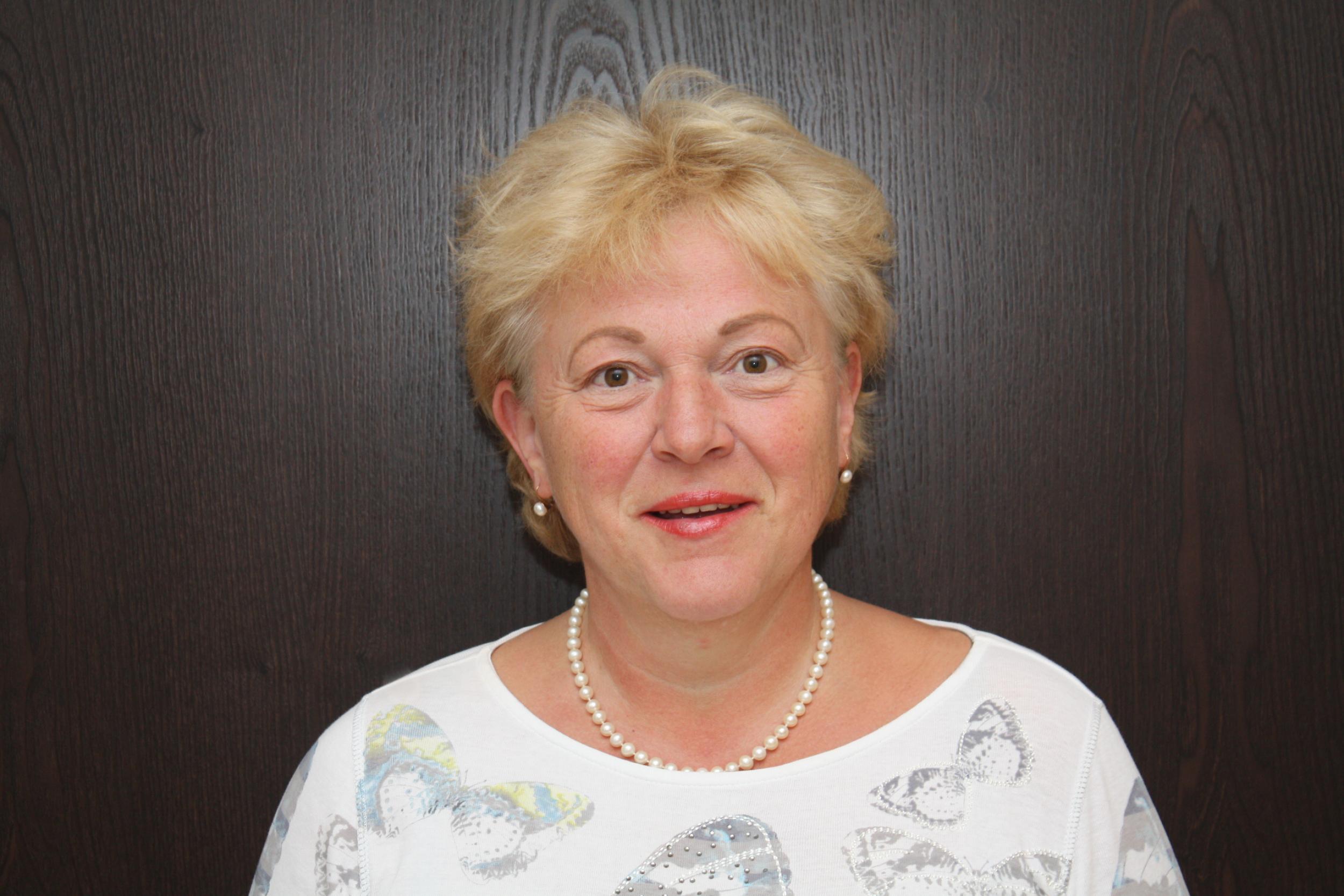Ursula Mornhinweg, Gleichstellungsbeauftragte der Stadt Annaberg-Buchholz