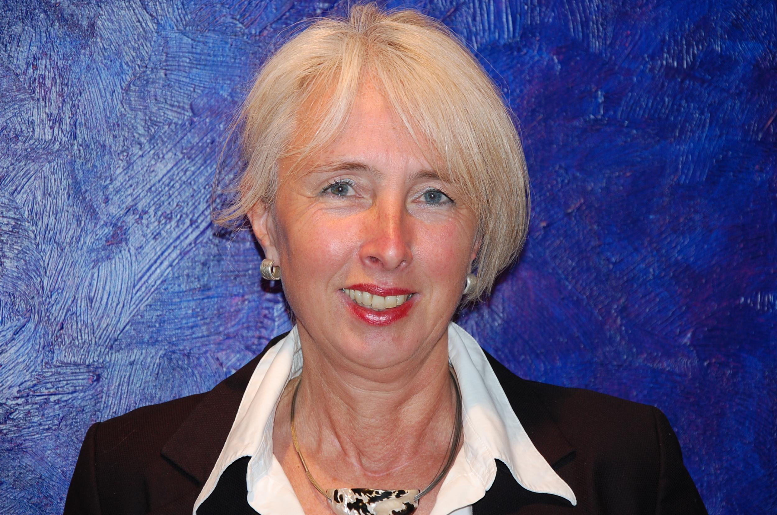 Sabine Reek-Rade, Gleichstellungsbeauftragte der Stadt Schwabach
