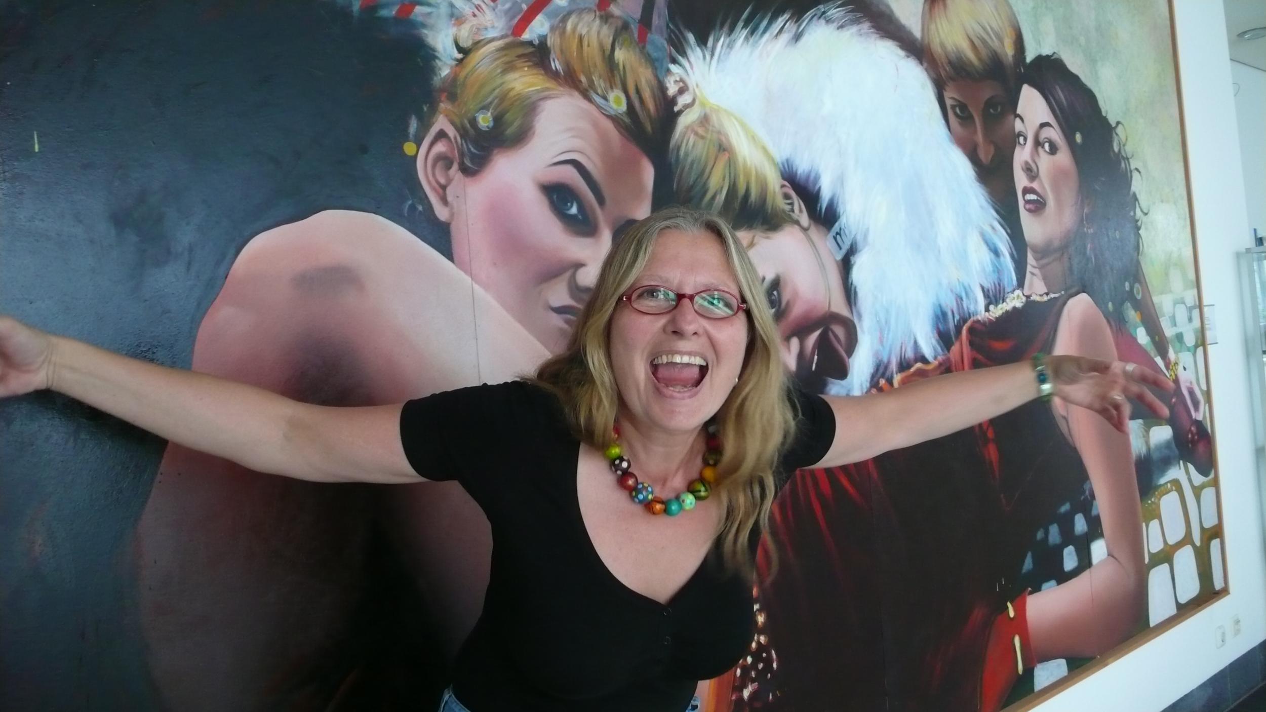 Kerstin Schoneboom, Gleichstellungsbeauftragte der Stadt Glinde