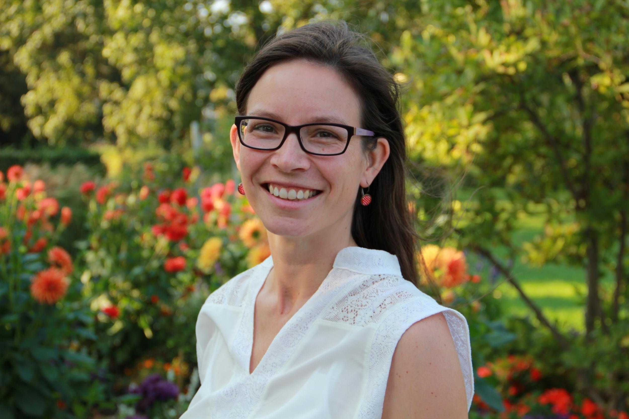 Theresa Pauli, Gleichstellungs- und Integrationsbeauftragte Landkreis Potsdam-Mittelmark