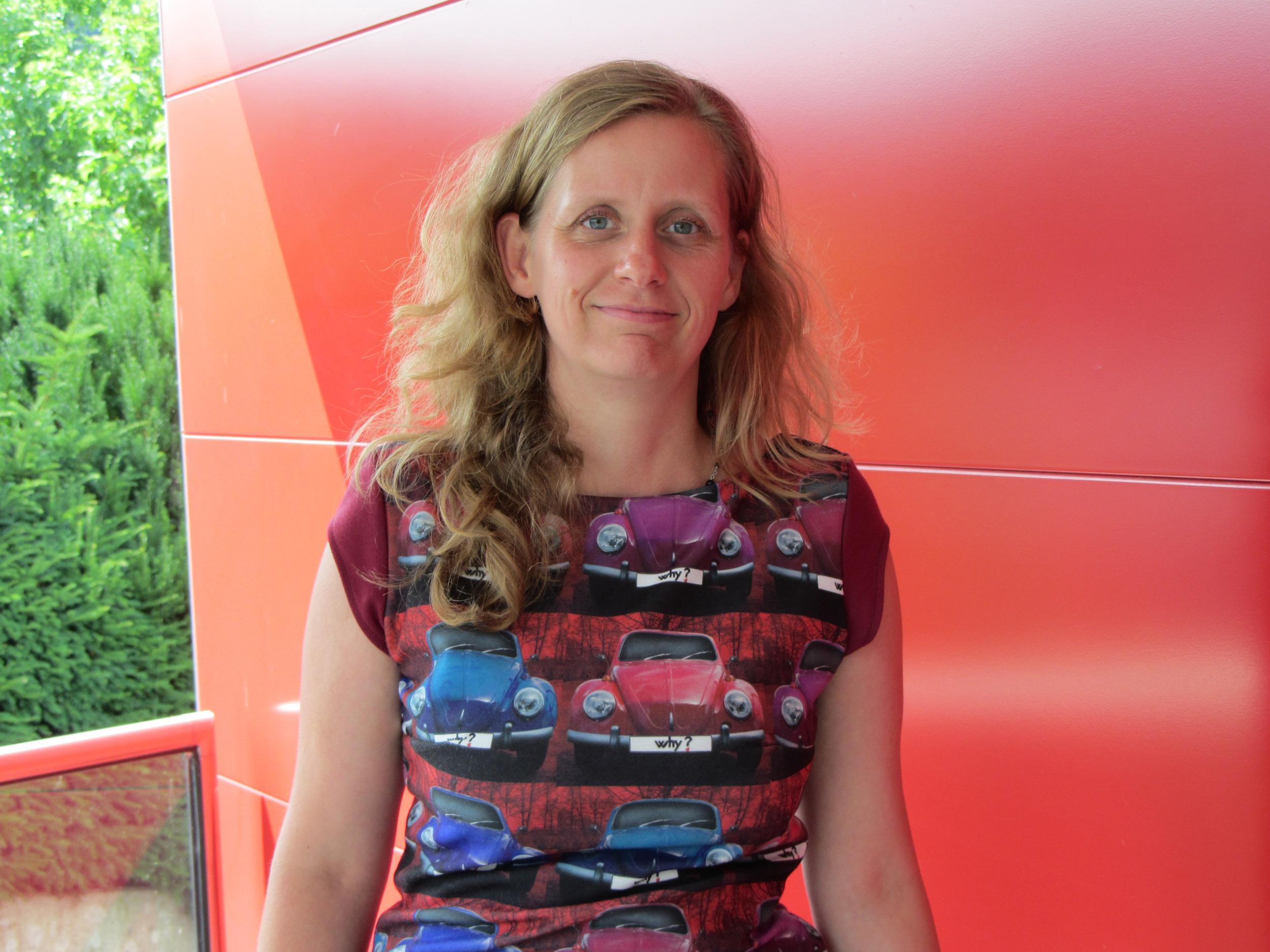 Maja Werlich, Gleichstellungsbeauftragte der Stadt Selm