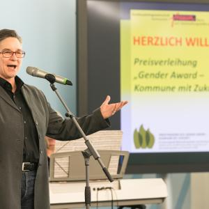 007 Gender Award 2019 Sigrid Grajek Künstlerin