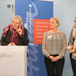 017 Gender Award 2019 2. Preisträgerinnen aus Bochum, Regina Czajka
