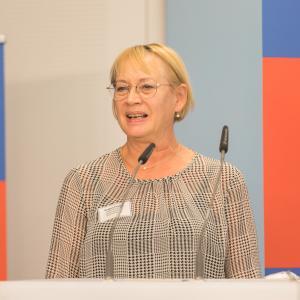 018 Gender Award 2019 Regina Czajka Gleichstellungsbeauftragte der Stadt Bochum