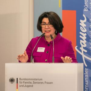 019 Gender Award 2019 Maria Unger Bürgermeisterin i.R. Gütersloh