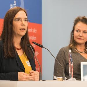 024 Gender Award 2019 1. Preisträgerinnen aus München Nicole Lassal Gleichstellungsbeauftragte