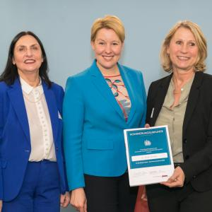 031 Gender Award 2019 Nominierte Kommune Würselen