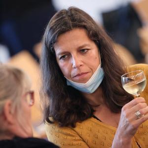 29.08.2021 Empfang aus Flensburg Elke Quandt, Simone Thomas