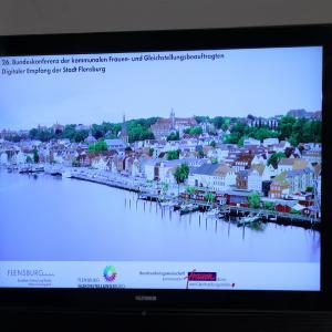 29.08.2021 Empfang aus Flensburg Eröffnungsfilm