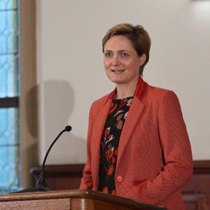 29.08.2021 Empfang aus Flensburg Oberbürgermeisterin Simone Lange