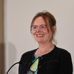 29.08.2021 Empfang aus Flensburg Frauen- und Gleichstellungsbeauftragte Verena Balve