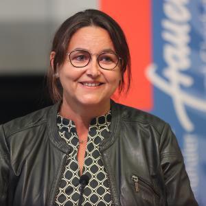 31.08.2021 Vorstellung neue Sprecherinnen Angelika Winter
