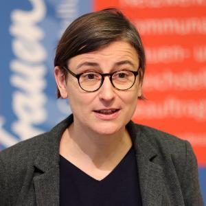 31.08.2021 Vorstellung neue Sprecherinnen Maja Loeffler