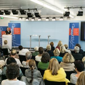 Vorstellung der Studie Gleichstellung als Regionalentwicklung