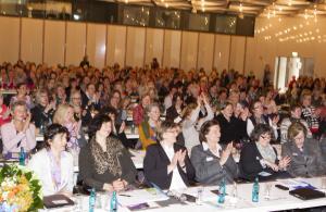 Bundeskonferenz 2012 in Düsseldorf, Auditorium