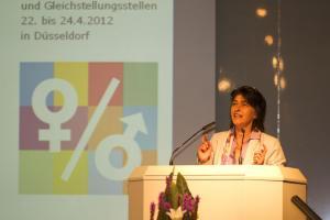 Ministerin Barbara Steffens (MGEPA des Landes NRW)