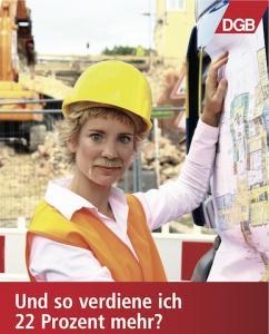 """Foto: Enteltgleichheit, Motivserie """"Schnauzbärte"""" Deutscher Gewerkschafstbund (DGB)"""