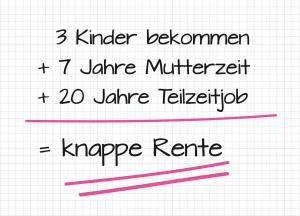 """""""3 Kinder bekommen"""" : Maike Przybill, Johanna Wolf"""