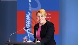Bundesministerin Dr. Giffey, BMFSFJ