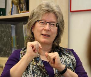 Dr. Alexandra-Kathrin Stanislaw-Kemenah Gleichstellungsbeauftragte für Frau und Mann der Landeshauptstadt Dresden