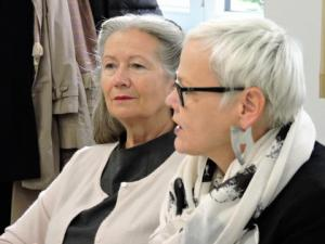 Ramona Pisal, Deutscher Juristinnenbund und Renate Sternatz, Verdi