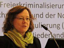 Dr. Sabine Grenz, Universität Göttingen