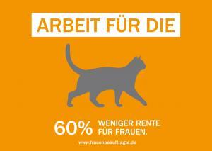 """""""Arbeit für die Katz"""": Marie Rochow, Benjamin Rein"""