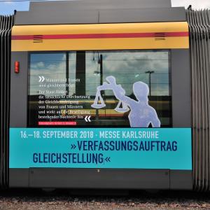 Verfassungsauftrag Gleichstellung-Straßenbahn