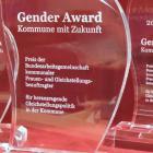 """Steele """"Gender Award- Kommune mit Zukunft"""""""